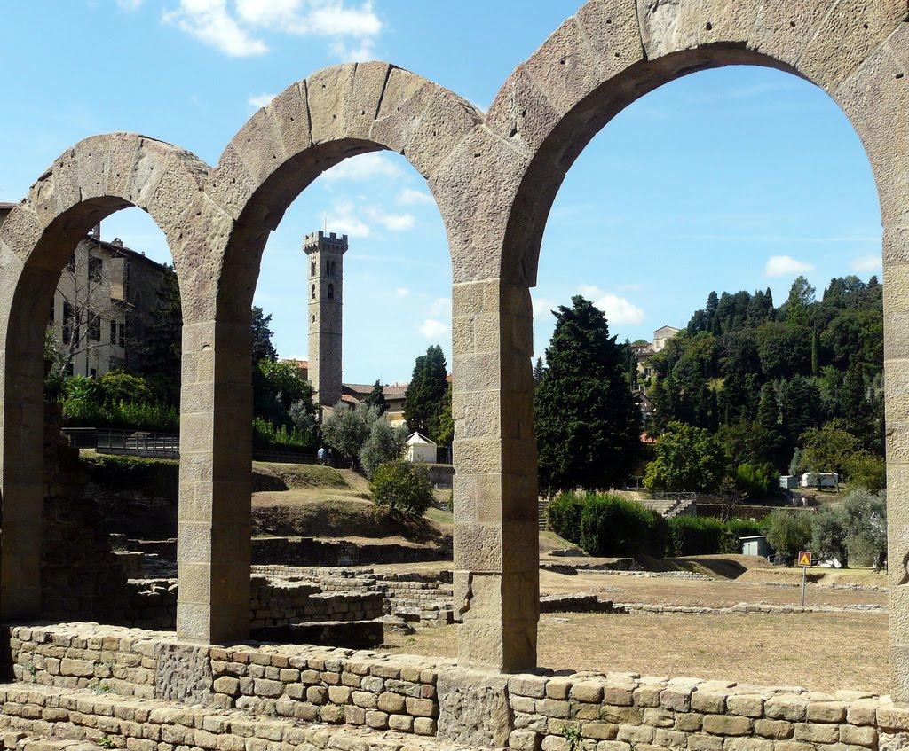 Visita guidata Fiesole etrusca e romana