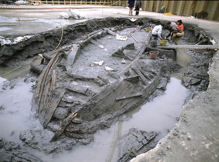 Cantiere delle Navi Antiche di Pisa