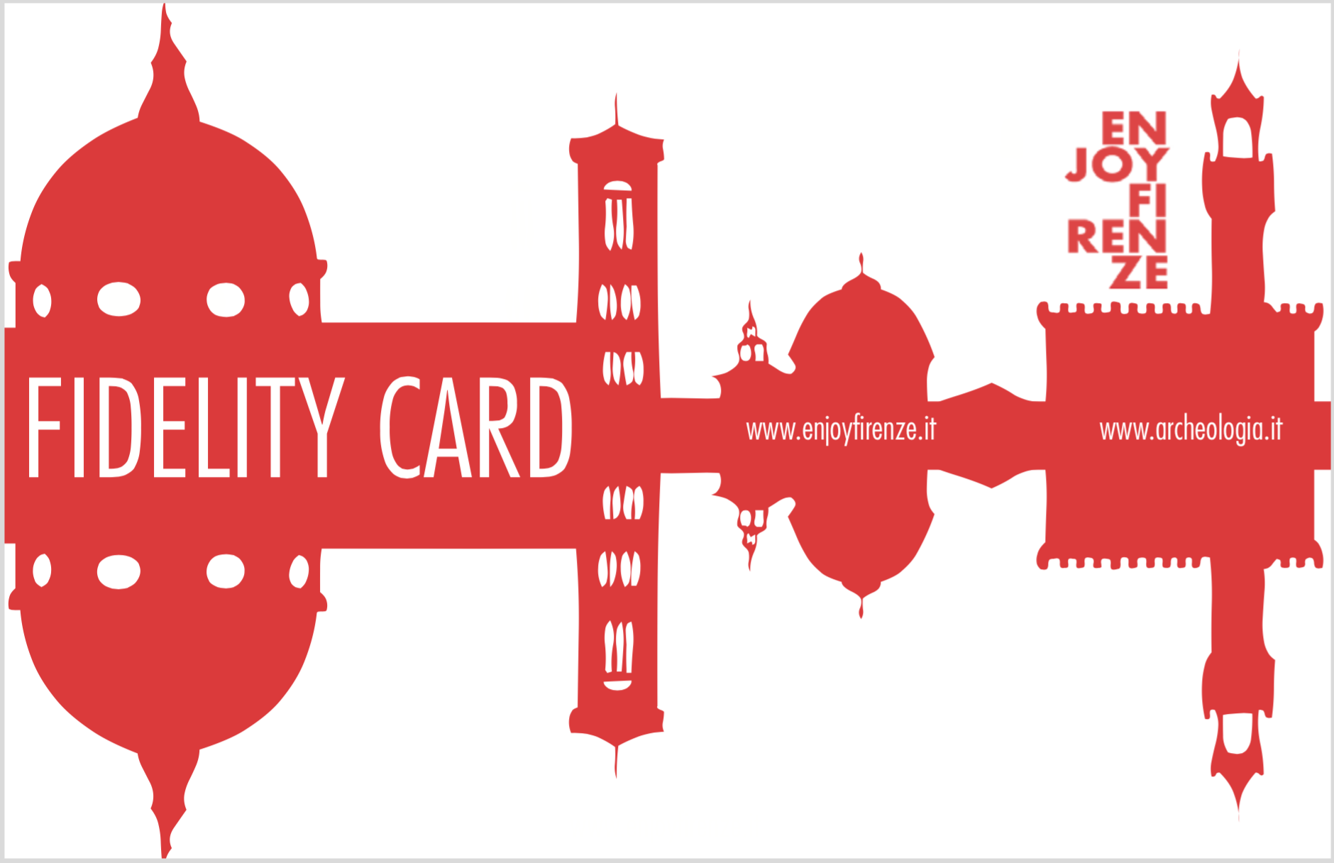 Fidelity Card EnjoyFirenze