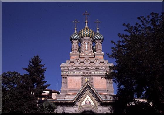 Chiesa russa Firenze