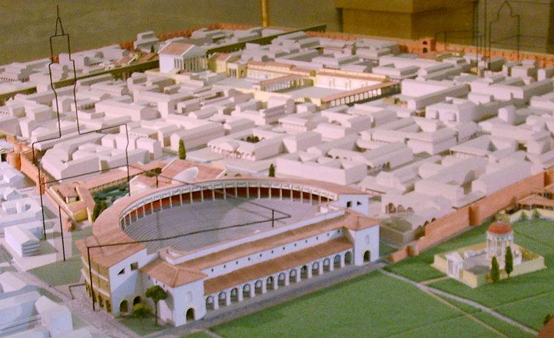 Museo_Firenze_com'era,_plastico_Florentia_5