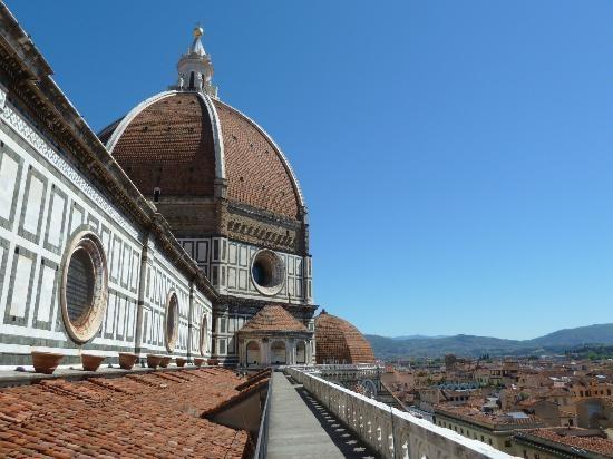 Le Terrazze Della Cattedrale Di Santa Maria Del Fiore Visita