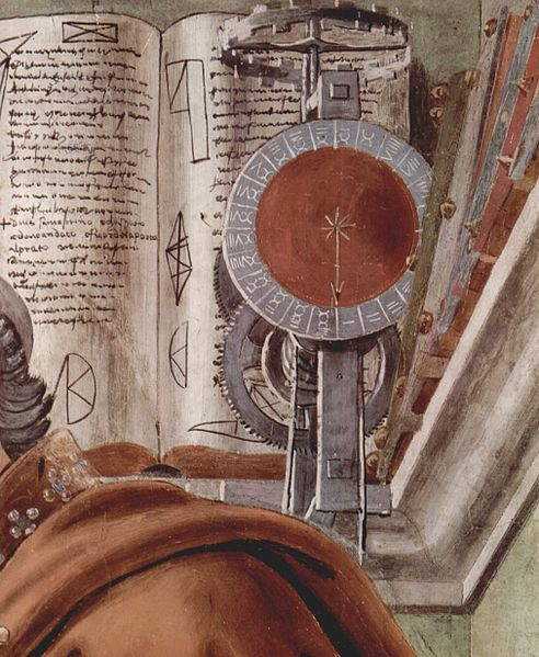 Sandro Botticelli nella chiesa di Ognissanti
