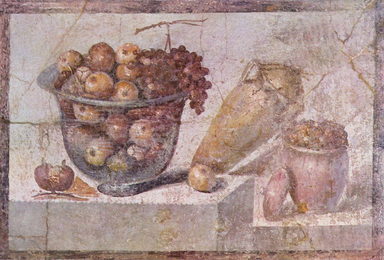 Luni si fa in tre: a merenda con Apicio