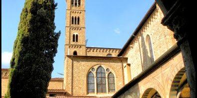 Chiostro Verde, Basilica di Santa Maria Novella a Firenze
