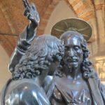 Verrocchio, Incredulità San Tommaso