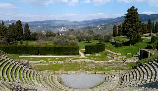 Visita guidata a Fiesole archeologica, sulle tracce degli etruschi e dei romani